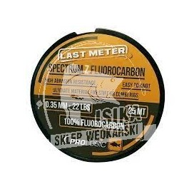 SPECTRUM Z 'FLUOROCARBON 25M 22LBS 0.35MM. 49995