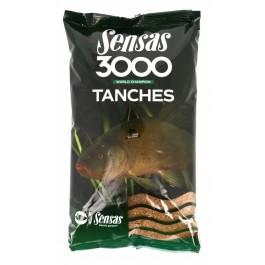 SENSAS  3000 ZANĘTA TANCHES 1KG