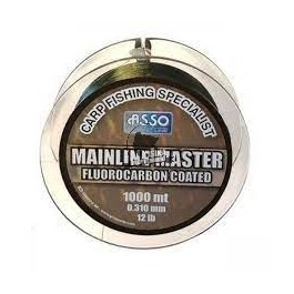 ASSO MAINLINE ABRASION 1000m 0.30mm MULTICOLOR