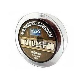 ASSO MAINLINE ABRASION 1000m 0.28mm MULTICOLOR