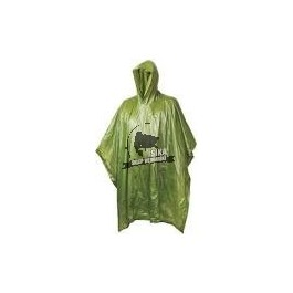 Mistrall PONCHO GREEN AM-6009519