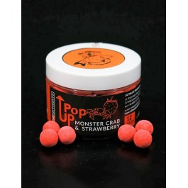 THE ULTIMATE PRODUCTS  MONSTER CRAB&STRAWBERRY POP-UP 12MM OPAK 50g.