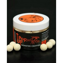THE ULTIMATE PRODUCTS  MONSTER CRAYFISH POP-UP 15MM OPAK 50g.