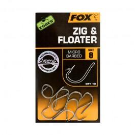 FOX Edges Armapoint Zig & Floater size 8 CHK213