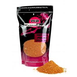 WARMUZ BAITS  Donald Method feeder & PVA Mix 900g.