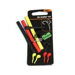 FOX Zig Aligna kit (6 x sleeves, tool and 3 x foam