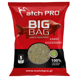 MatchPro BIG BAG KARAŚ KOZIERADKA 5kg