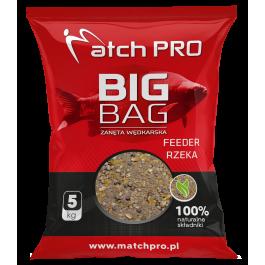 MatchPro BIG BAG FEEDER RZEKA Zanęta 5kg
