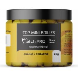 MatchPro TOP BOILIES Kulki PINEAPPLE 8mm / 25g
