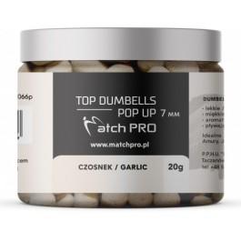 MatchPro TOP DUMBELLS POP UP GARLIC 7mm / 20g