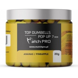 MatchPro TOP DUMBELLS POP UP PINEAPPLE 7mm / 20g