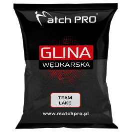 Matchpro Glina TEAM LAKE 1.5kg. wody stojące i kanały.