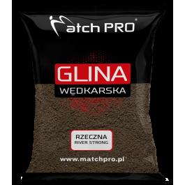 Matchpro Glina RZECZNA RIVER STRONG 2kg