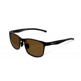 Fotochromatyczne okulary Delphin SG BLACK brązowe szkła