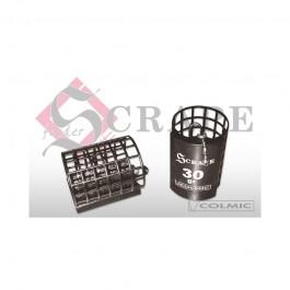 Colmic STANDARD CAGE FEEDER - koszyk 20x31mm 30g