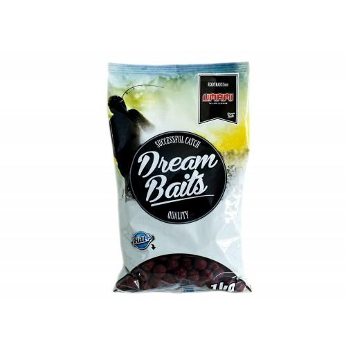 Dream Baits Ready Made Boilies Umami Pikantno słodko rybny 20mm 1kg