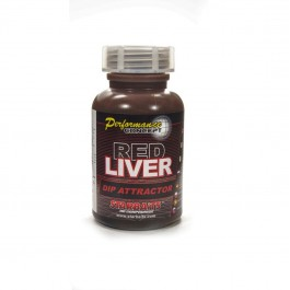 STARBAITS  RED  LIVER  DIP  ATTRACTOR   200ml