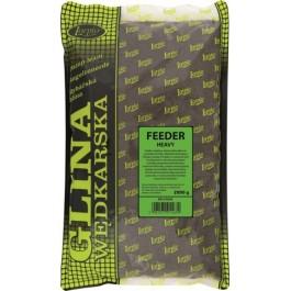 LORPIO GLINA WĘDKARSKA FEEDER HEAVY 2000kg.